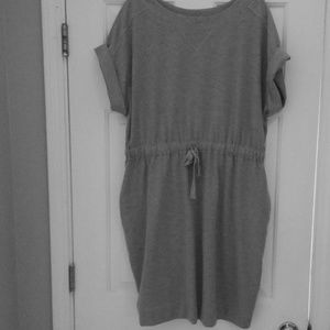 Cozy, comfy, cotton dress with pockets!